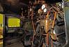 Steam Train Cab - Riverside Museum - 25 November 2011