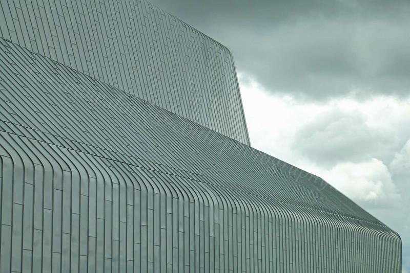 Exterior - Riverside Museum - 17 June 2012
