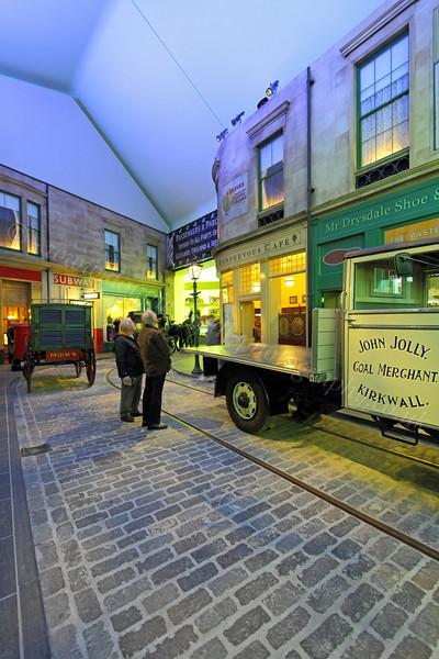Street - Riverside Museum - 25 November 2011