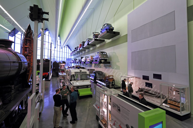 Riverside Museum - 25 November 2011