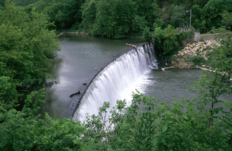 SE - Root River dam- 03
