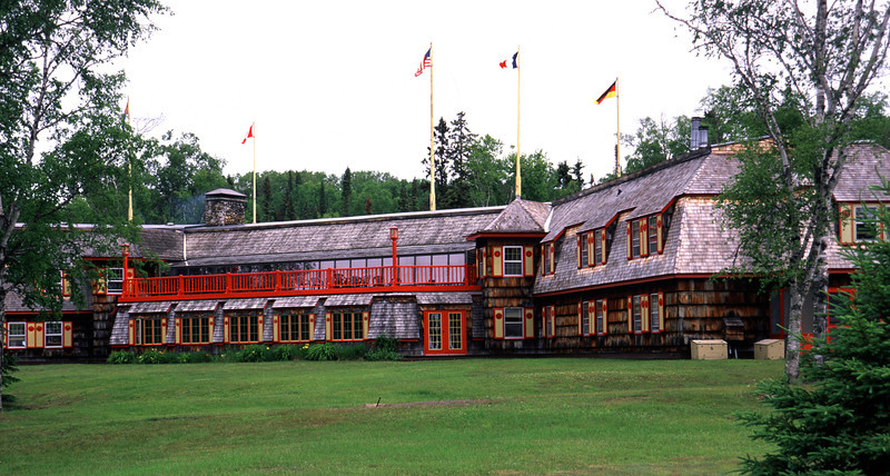 NE - Naniboujou Lodge - 01