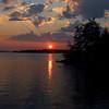 Voyageurs National Park sunset - 02