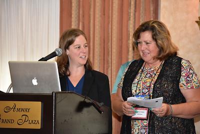 State Editors Seminar - Melissa Ray and Michelle Smith 112800