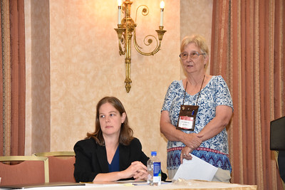 State Editors Seminar - Melissa Ray and Diane Irrgang 093316
