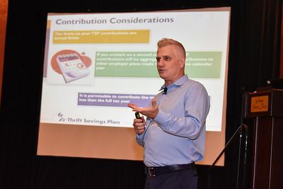 Thrift Savings Plan Seminar 160742