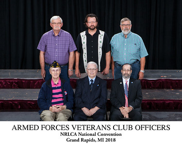 Armed Forces Veterans Club Officers Titled FINAL