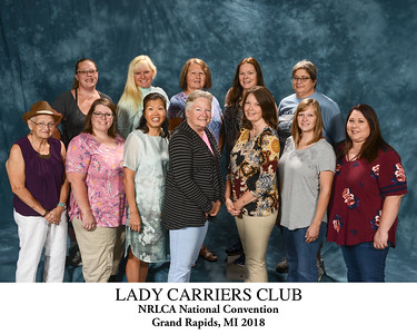 Lady Carriers Club - Titled 073811