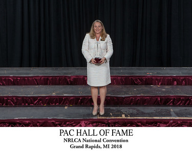 PAC Hall of Fame Titled