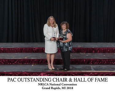 PAC Outstanding PAC Chair-Hall of Fame Titled