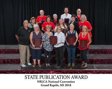 State Publication Award Titled