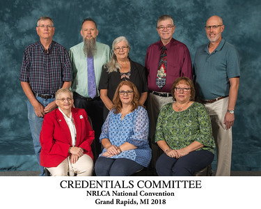111 Credentials Committee-Titled
