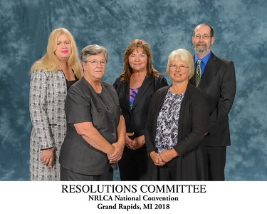 111 Resolutions Committee-Titled