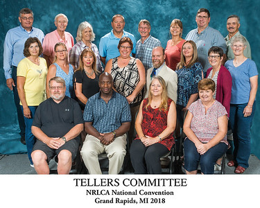111 Tellers Committee Titled