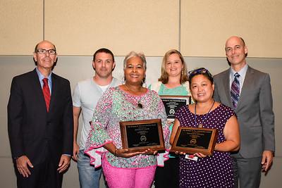 William Peer Scholarship Award Winners 101812