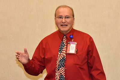 Gary Wilder, State Chaplains Meeting 102431
