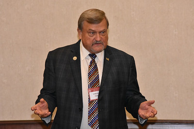 Ronnie Stutts, State Chaplains Meeting 103140