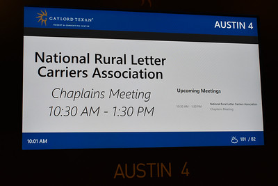 State Chaplains Meeting 100120