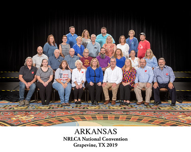 101 Arkansas State Photo Titled