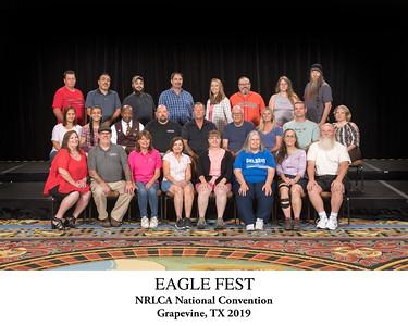 Eagle Fest Group Photo Titled