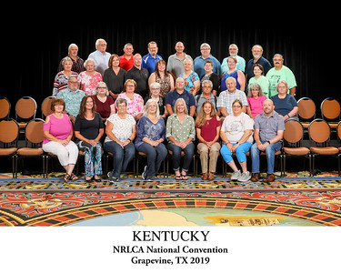 101 Kentucky State Photo Titled