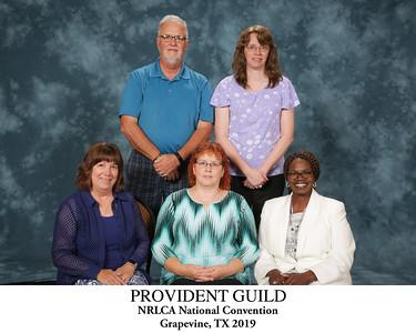 Provident Guild Titled