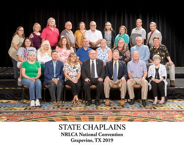 101 State Chaplain Photo Titled