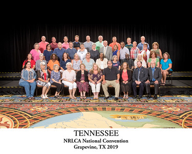 101 Tennessee State Photo Titled