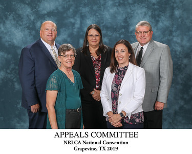 111 Appeals Committee Titled