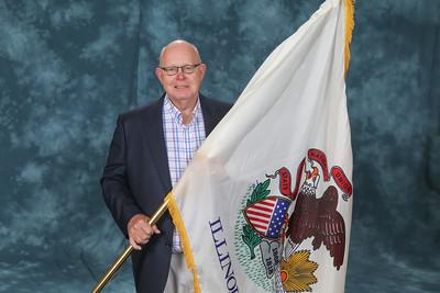 John Shrode, Illinois, President 081459