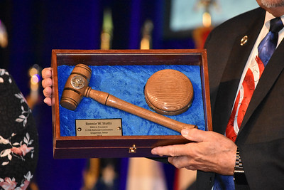 Convention Gavel, Joint Opening Session 114257