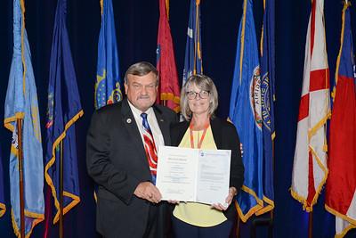 Secretary Treasurer Award 152015