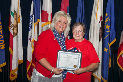 Auxiliary Member Awards 123255