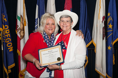 Auxiliary Member Awards 123608