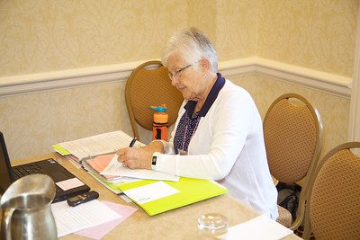Provident Guild Meeting - Diana Hausfeld 090357