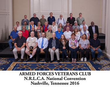 101 Armed Forces Veterans Club Titled