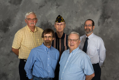 Armed Forces Veterans Club Officers 090847