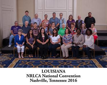 101 Louisiana State Photo Title