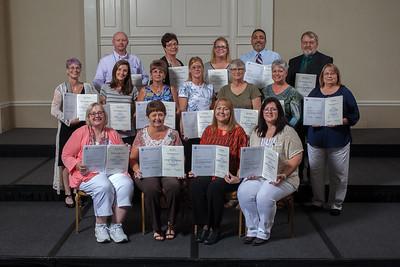 101 Membership Awards