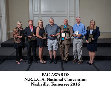101 PAC Awards Titled