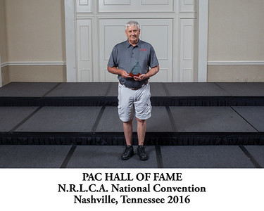 101 PAC Hall of Fame Titled