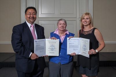 101 Secretary Treasurer Awards