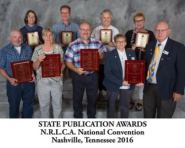 State Publication Awards - Titled