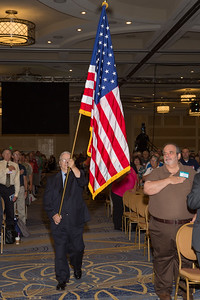 Flag Ceremony 091013
