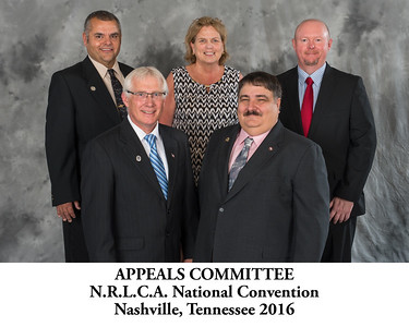 Appeals Committee - Titled 075354