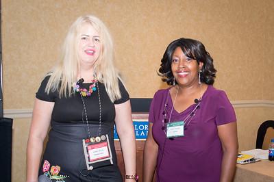 Academy Trainers Seminar - Chrissy Miller and Cynthia Barnes 180154