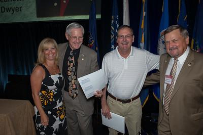 Dennis Doyle Lifetime Membership 110305