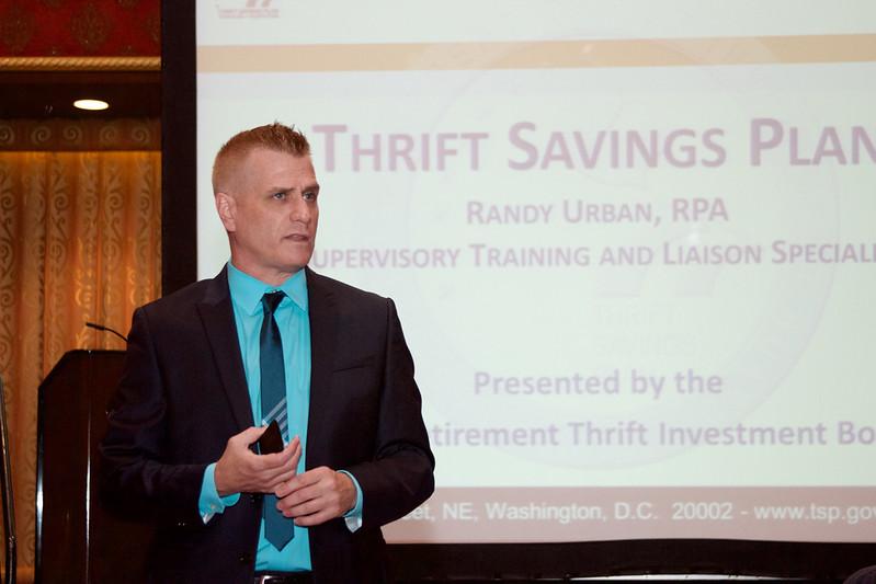 Randall Urban - Thirft Savings Plan 160912
