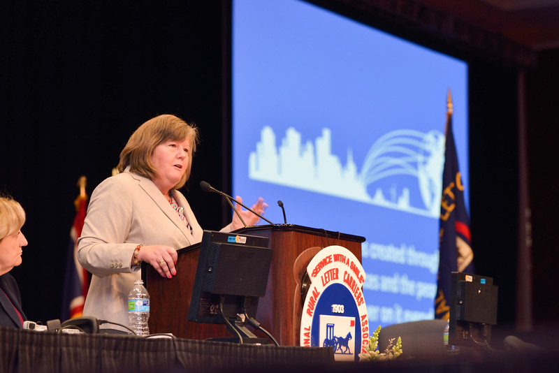 Megan Brennan - Joint Opening Session 111306