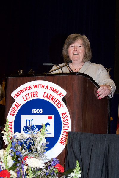 Megan Brennan - Joint Opening Session 103150